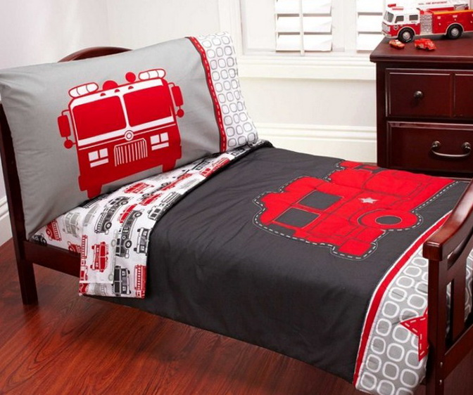 Toddler Bedding For Boys Target