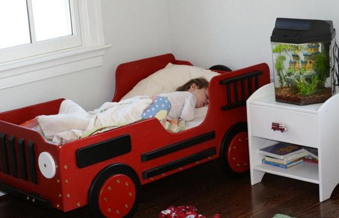 Toddler Bedding For Boys Trucks