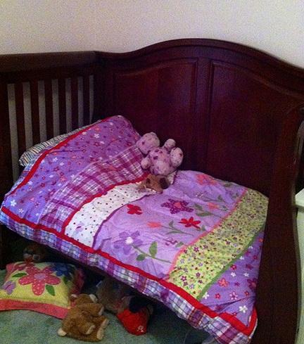 Toddler Bedding For Girls Target