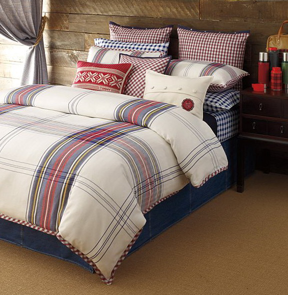 Tommy Hilfiger Bedding Duvet Covers