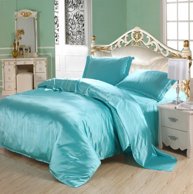 Turquoise King Bedding Sets