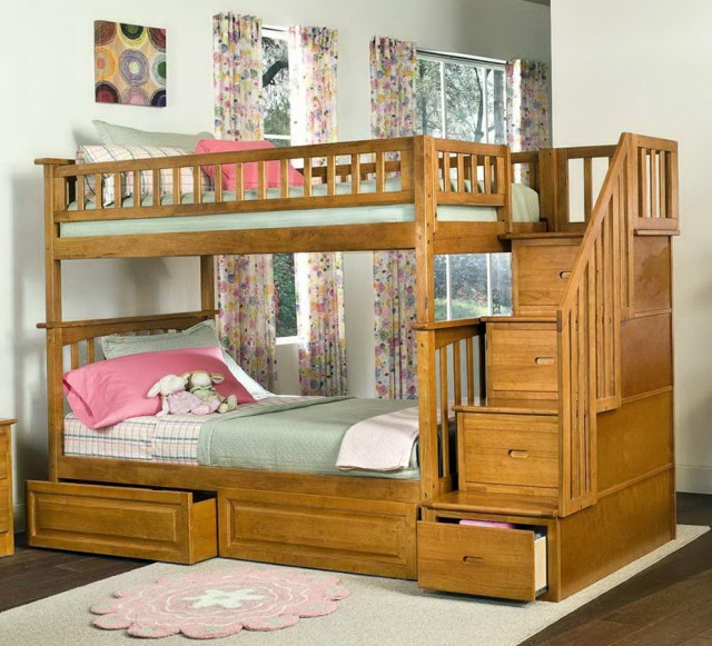 Twin And Full Bunk Beds