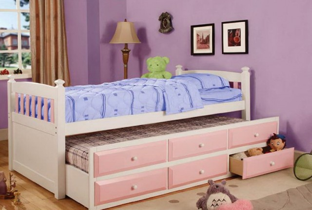 Twin Bed Frames For Girls