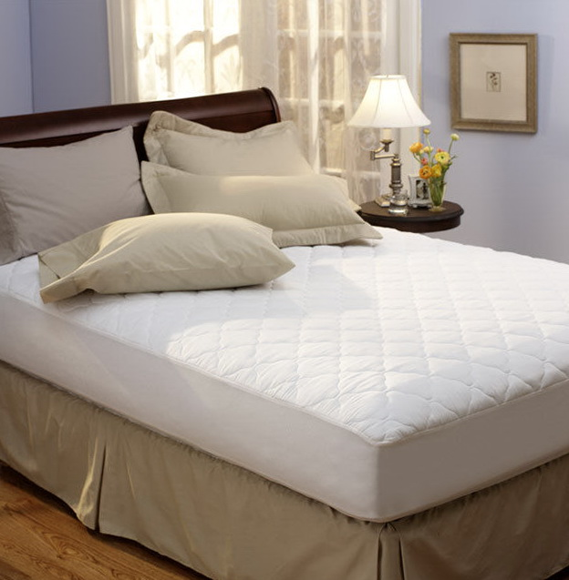 Twin Bed Mattress Pad