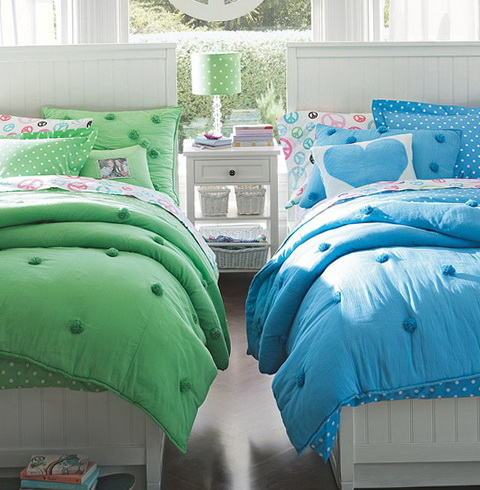 Twin Bed Sets For Teenage Girls