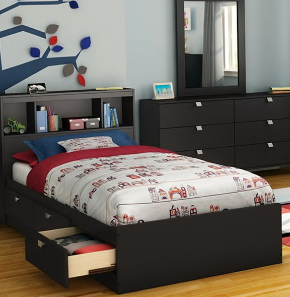 Twin Bed With Storage Ikea
