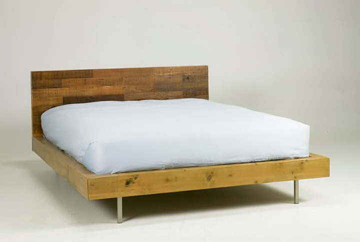 Wood Bed Frame Parts