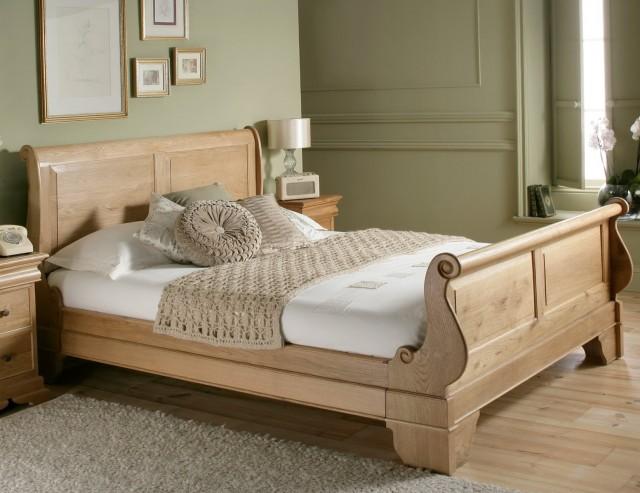 Wood King Size Bed Frames