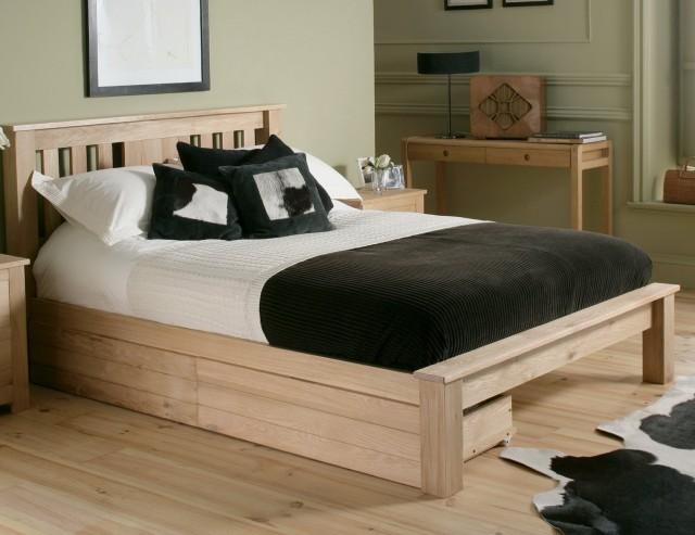 Wooden Bed Frames King Size