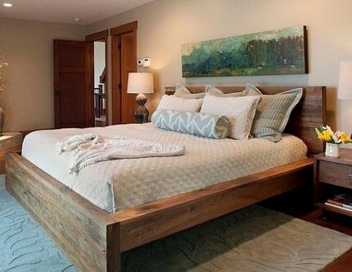 Wooden Bed Frames Queen