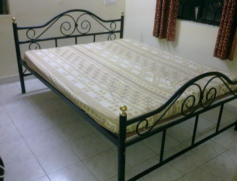 Wrought Iron Bed Bangalore