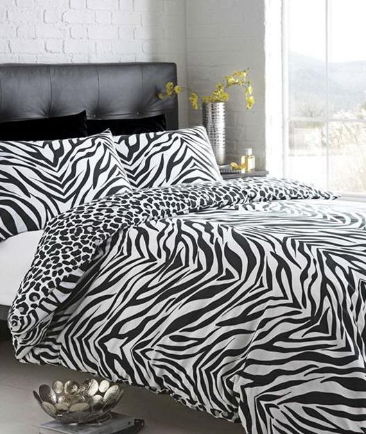 Zebra Print Bedding Uk
