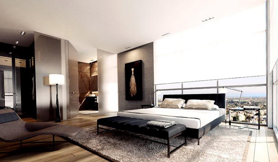 1 Bedroom Apartments Interior Design