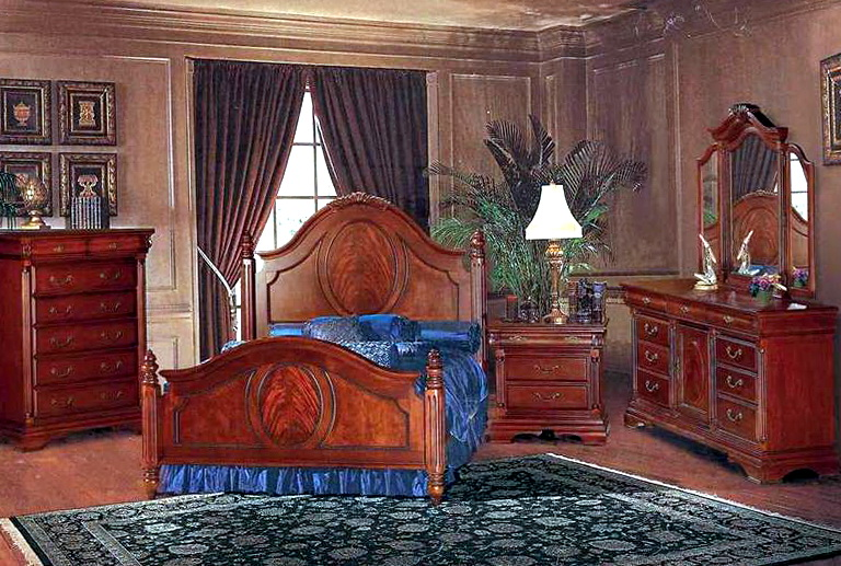 Antique Bedroom Furniture 1920
