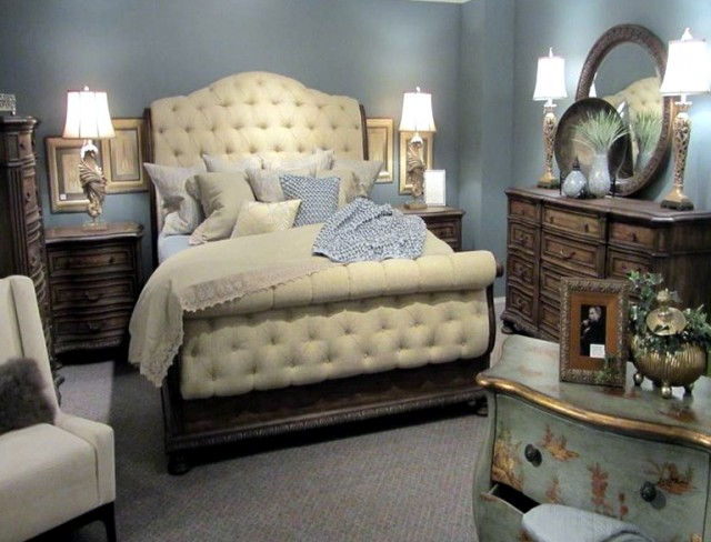 Ashley Bedroom Furniture Millenium Collection