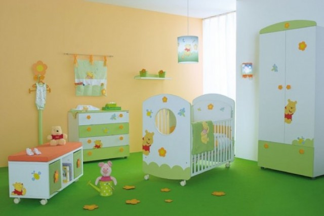 Baby Boys Bedroom Sets