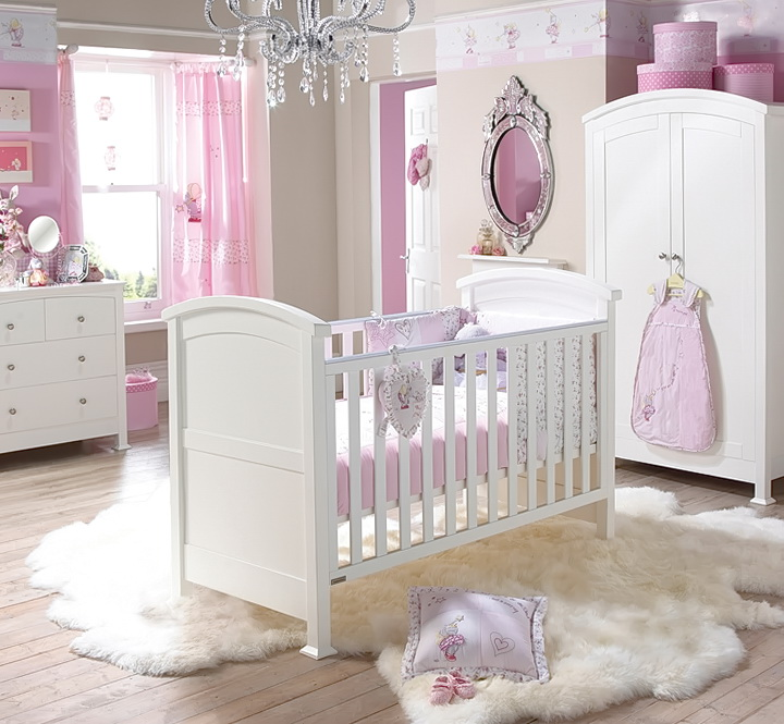 Baby Girls Bedroom Decor