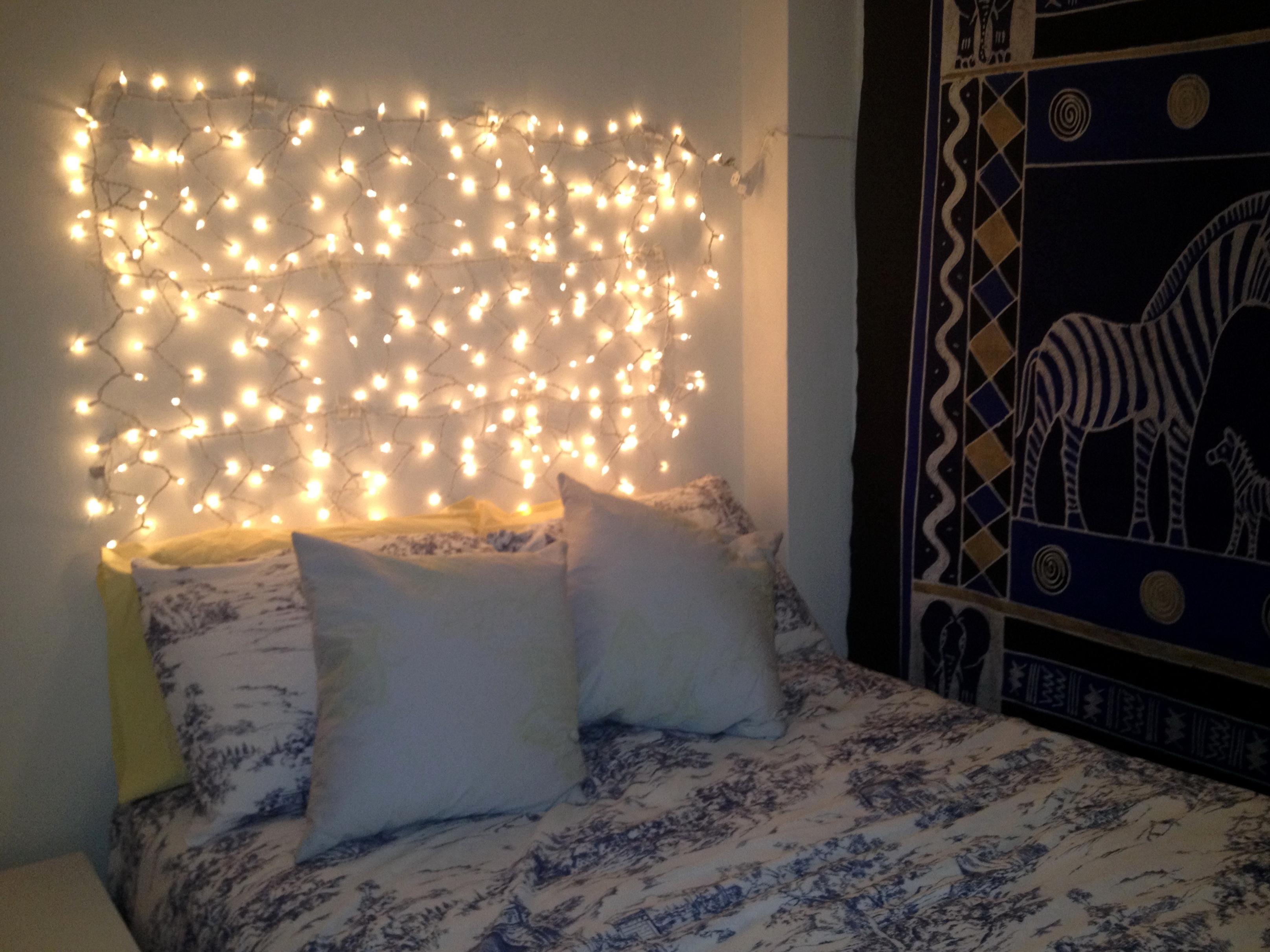 Bedroom Lighting Ideas Christmas Lights Ikea