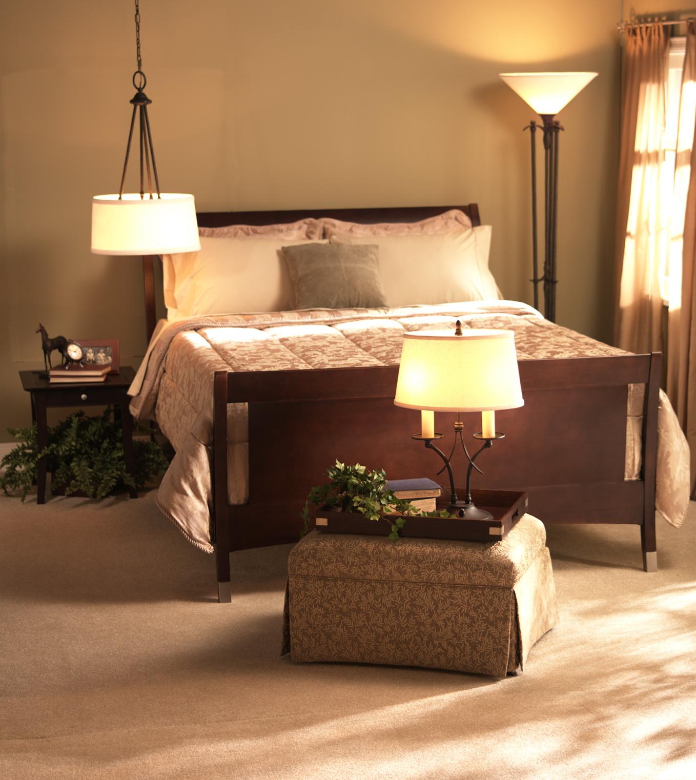 Bedroom Lighting Ideas Low Ceiling