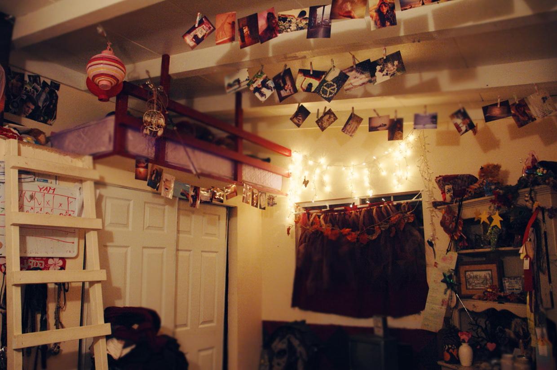 Bedroom Lighting Ideas Tumblr