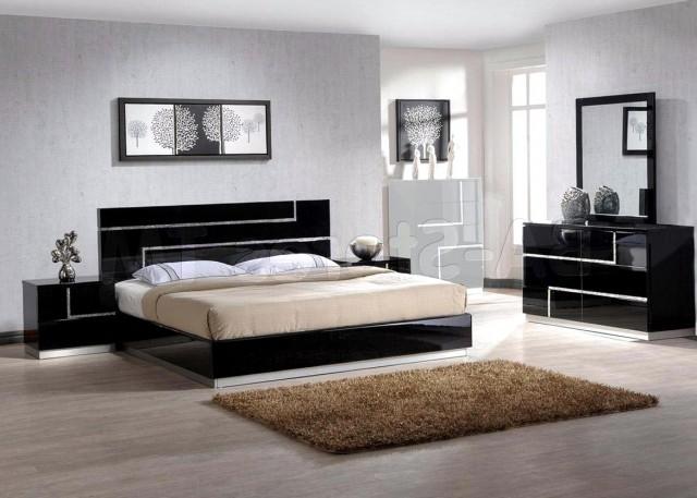 Black Bedroom Furniture Decorating Ideas