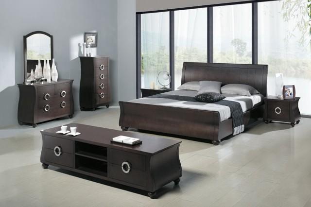 Black Vintage Bedroom Furniture