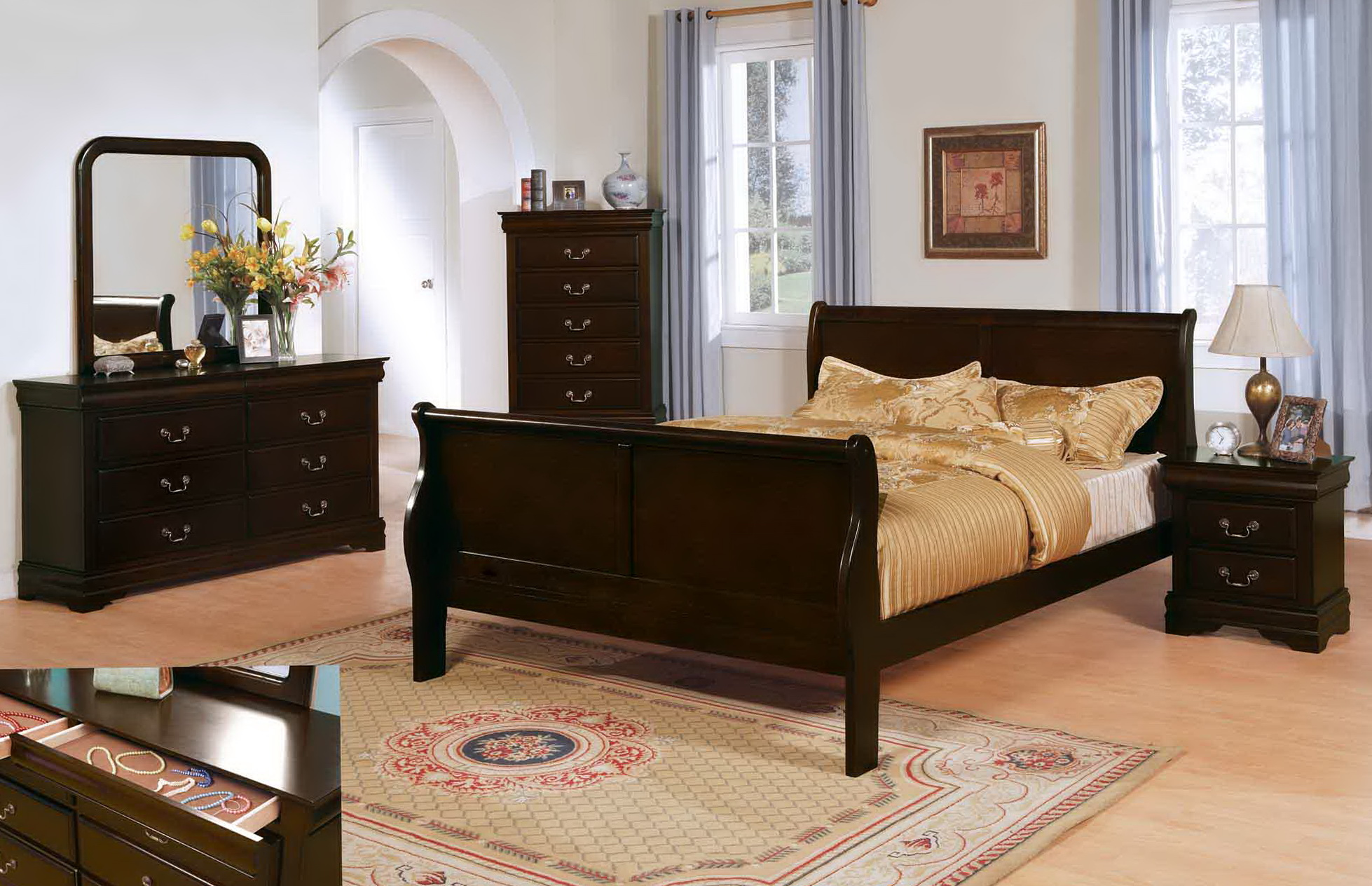 California King Bedroom Furniture