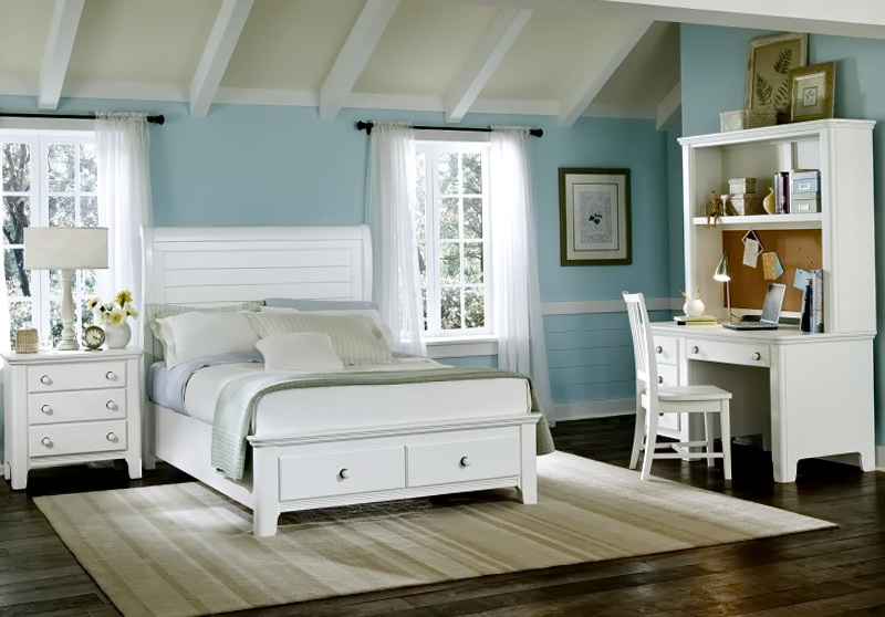 Childrens Bedroom Sets White