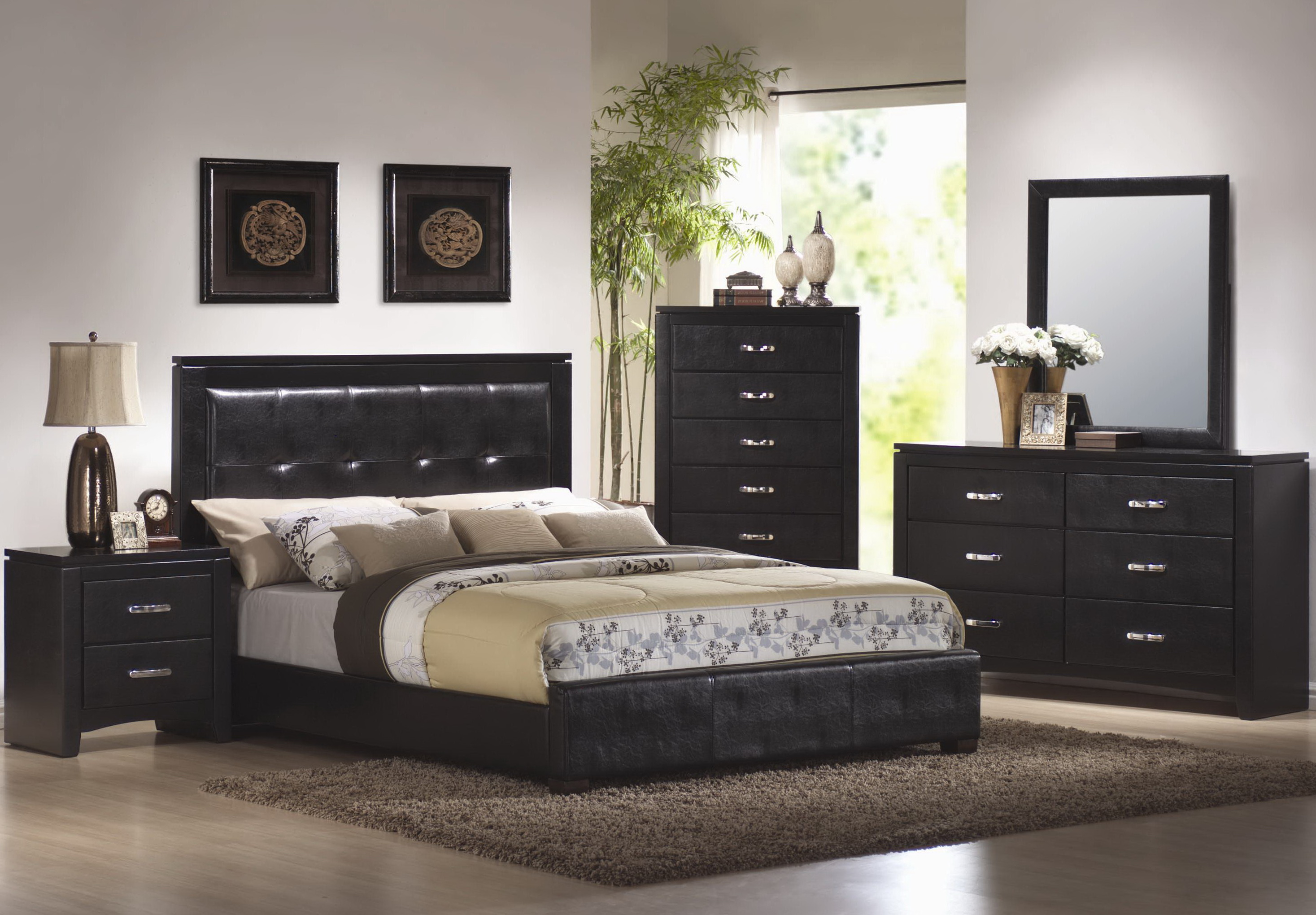 Contemporary Bedroom Furniture Atlanta