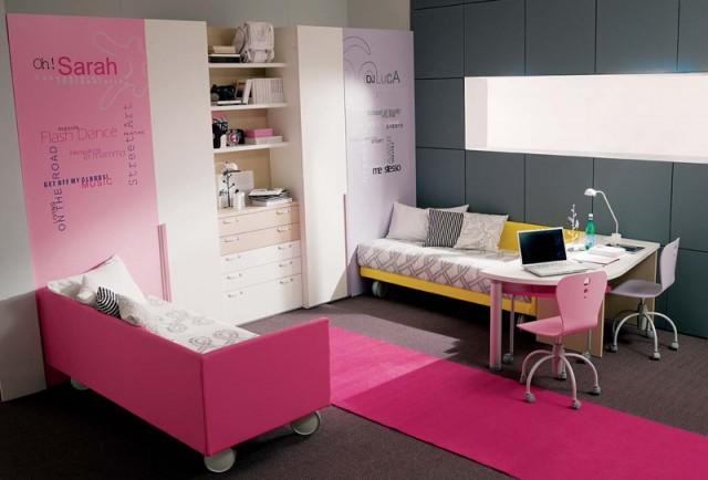 Cool Bedroom Ideas For Teenage Girls