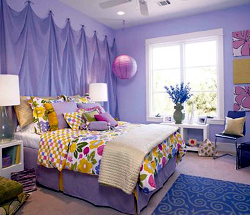 Cool Teenage Girl Bedroom Sets