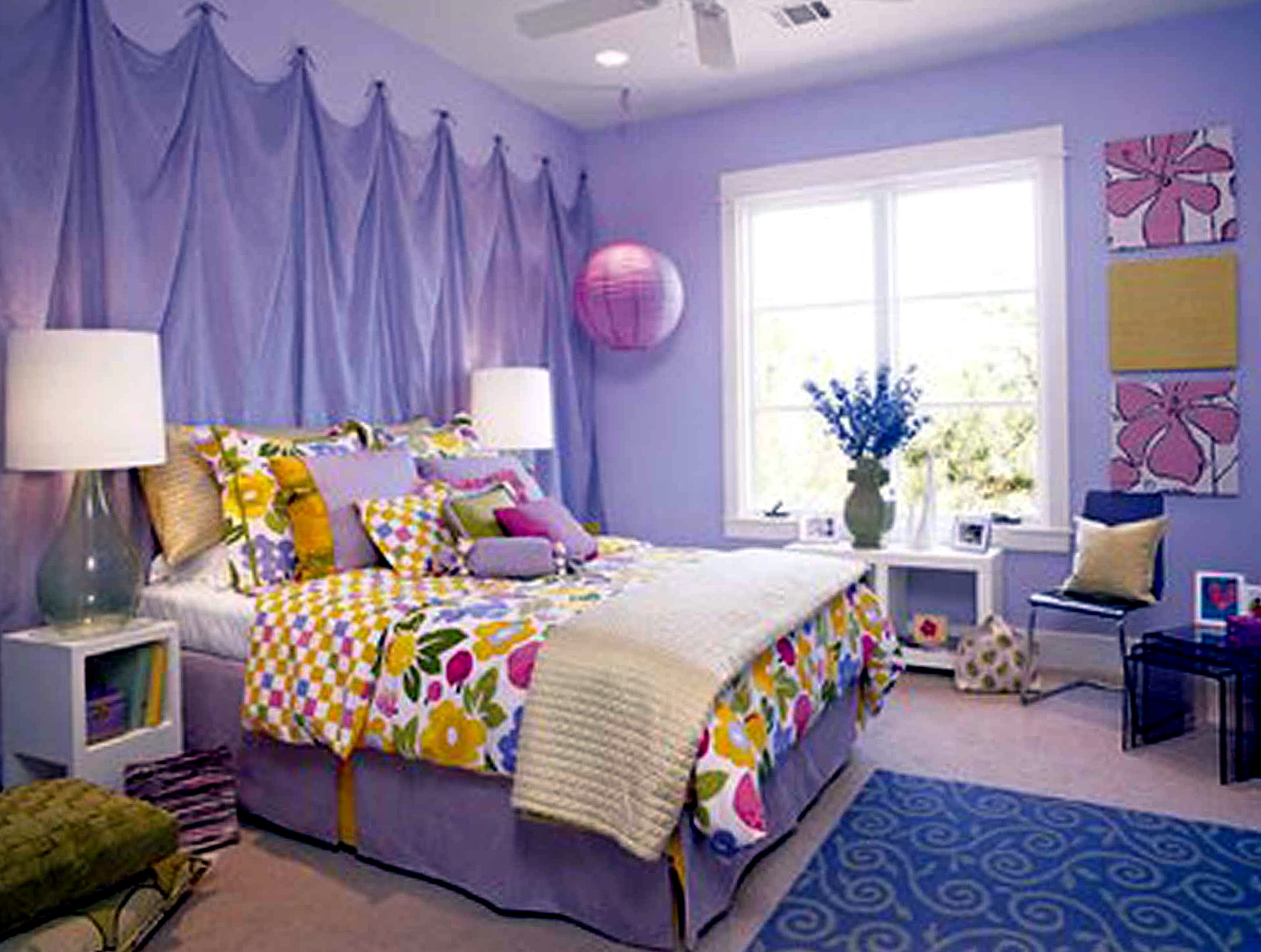 Cool Teenage Girl Bedroom Sets