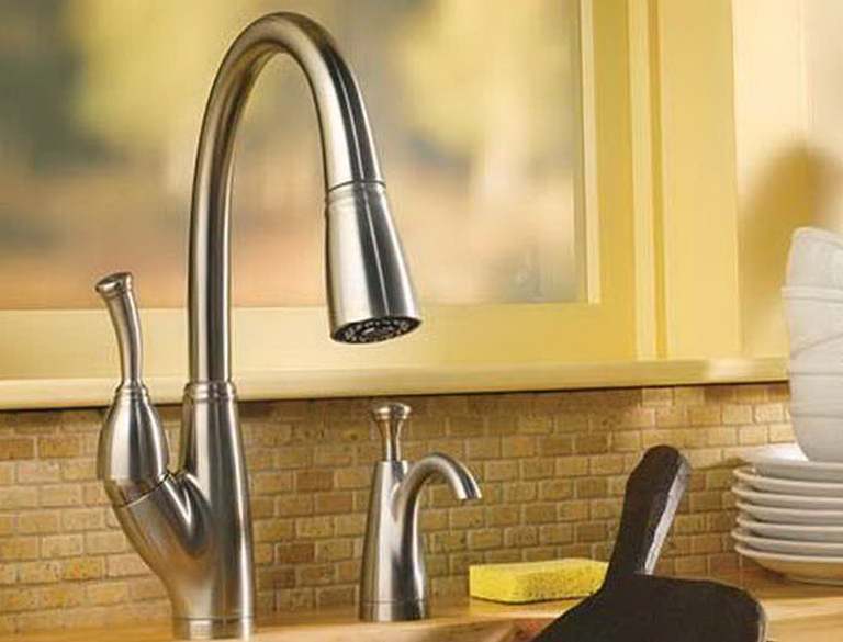 Delta Kitchen Faucets Leaking