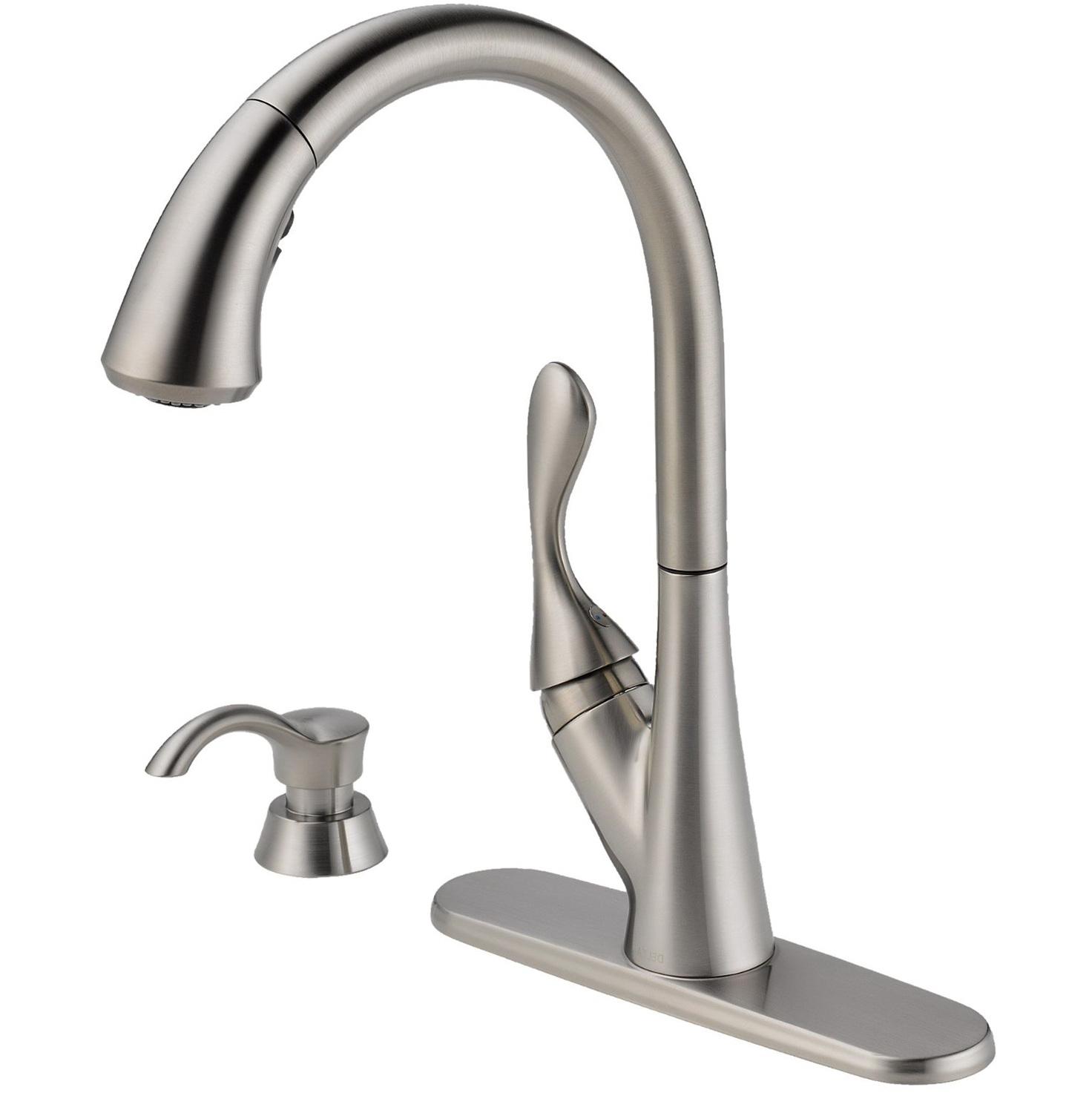 Delta Kitchen Faucets Reviews