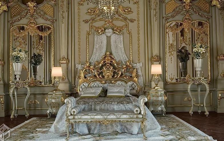 Elegant King Size Bedroom Sets