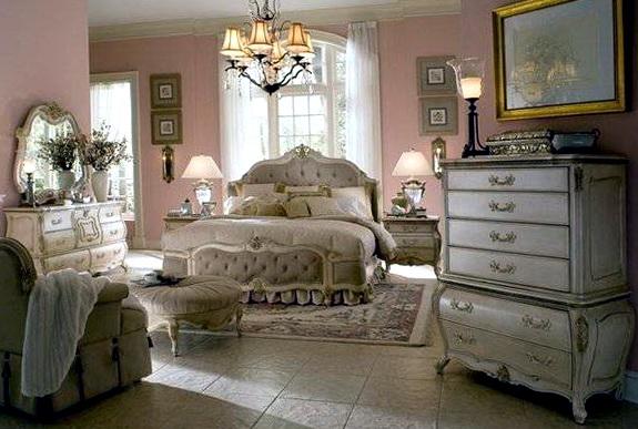 Elegant Master Bedroom Sets