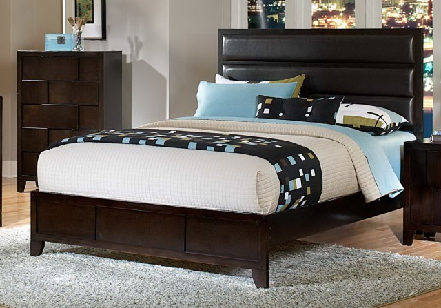 Full Size Bedroom Sets Black