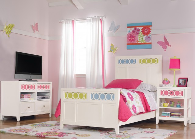 Full Size Bedroom Sets For Teenage Girls