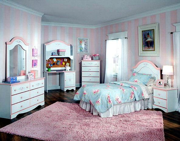 Girl Bedroom Furniture Sets