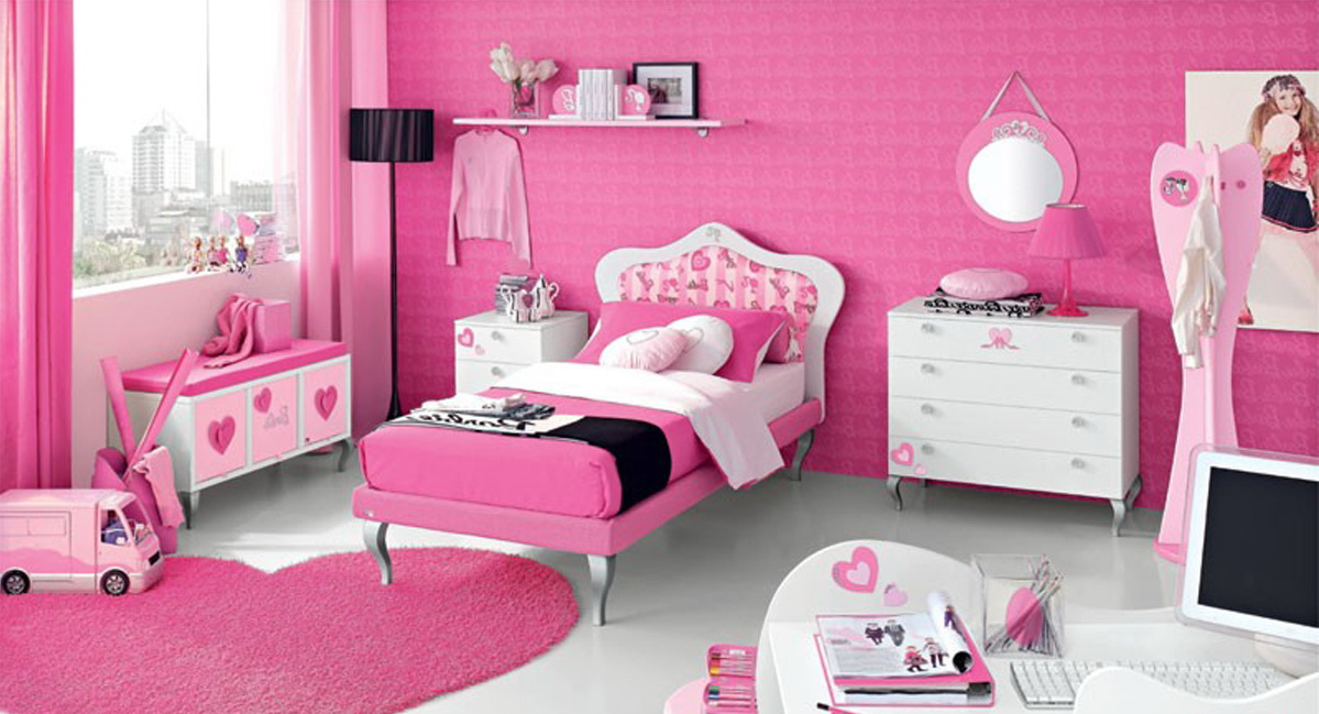 Girl Bedroom Ideas Teenage