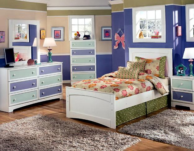 Girl Bedroom Sets Furniture