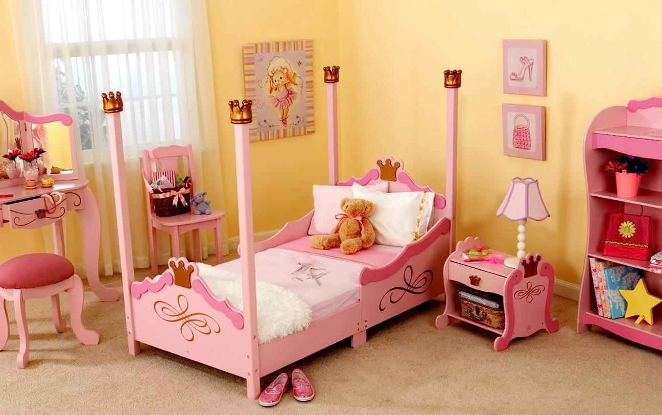 Girl Toddler Bedroom Sets