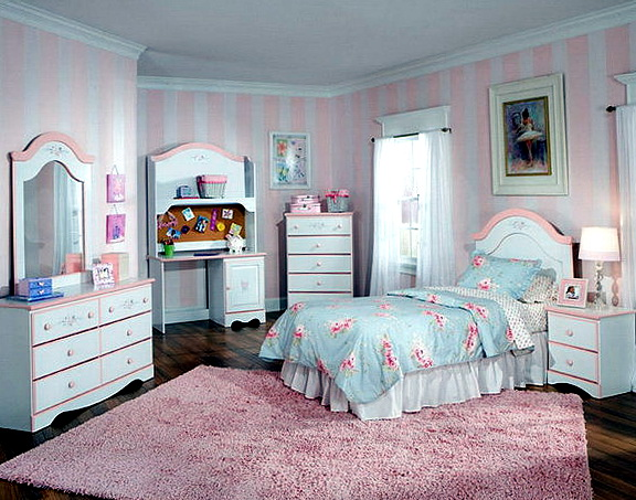 Girls Bedroom Sets Furniture