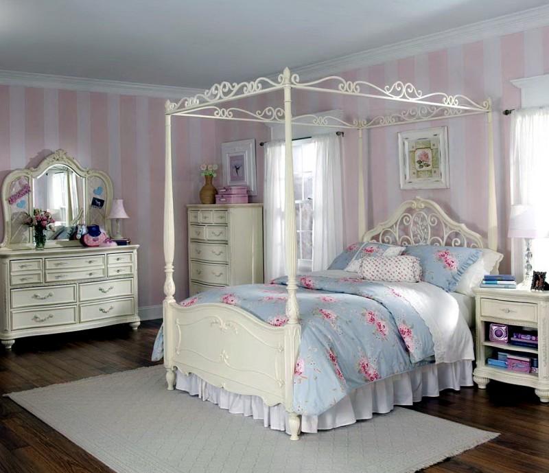 Girls Bedroom Sets White