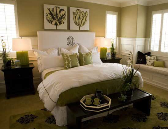 Green Bedroom Ideas For Adults