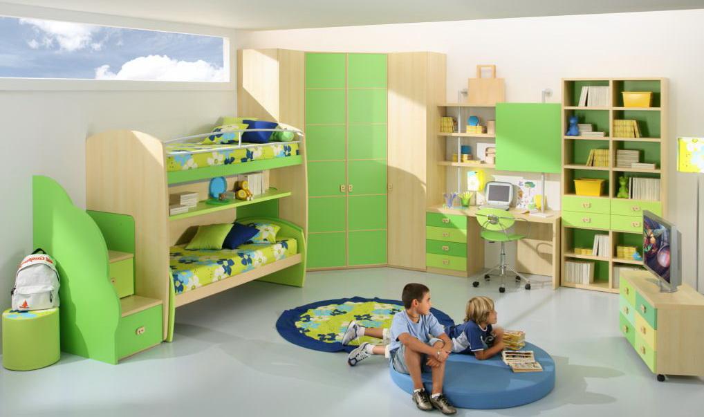 Green Bedroom Ideas For Boys