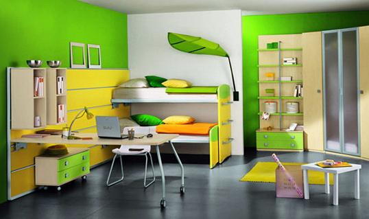 Green Bedroom Ideas Paint