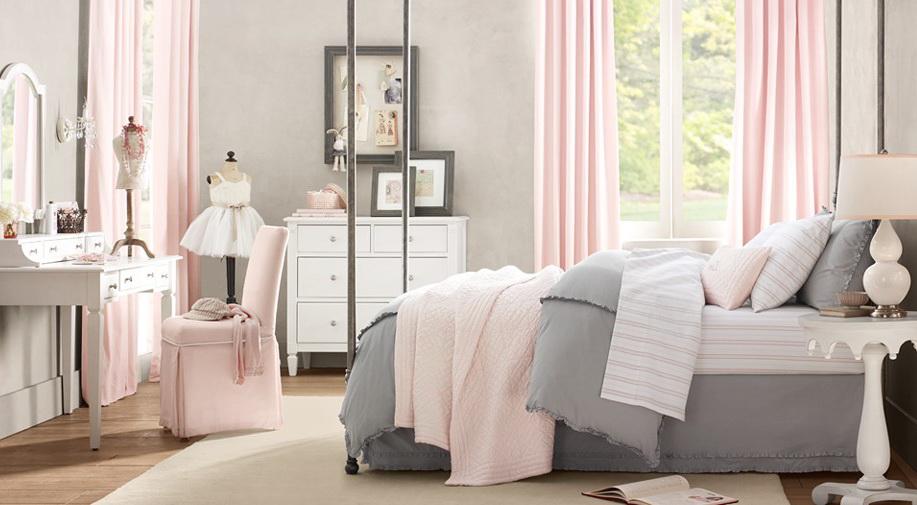 Grey Bedroom Ideas For Girls