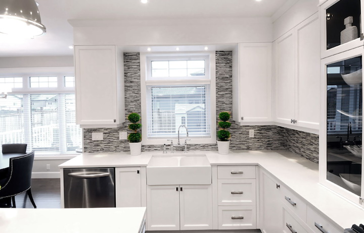 Ikea Kitchen Cabinets White