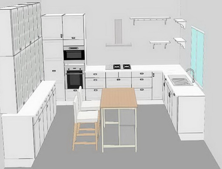Incredible Ikea Kitchen Planner For Mac